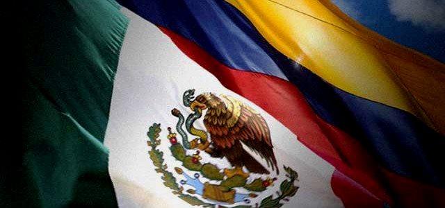 Mexico colombia