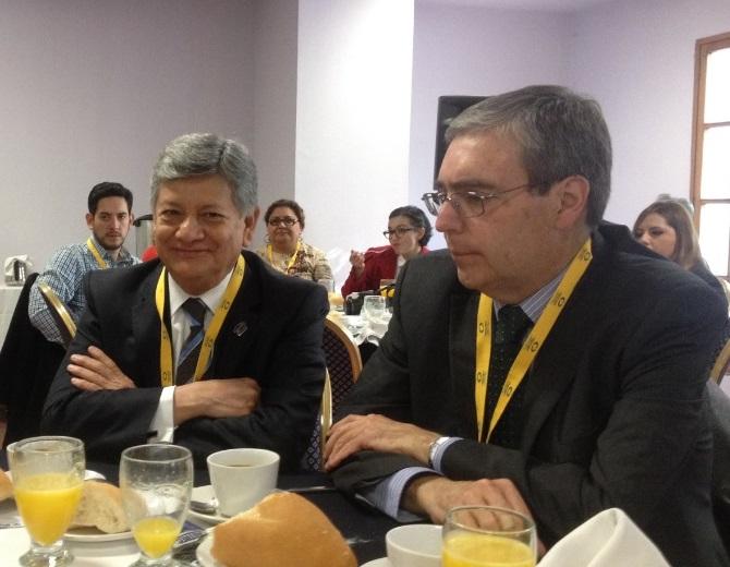 Foto 3 Fernando Ruiz y Alfonso Orduz