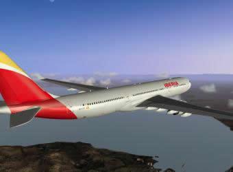 Nueva ruta de Iberia hacia Medellín