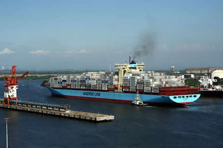 Puerto Lázaro Cárdenas