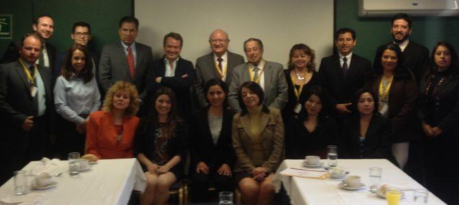 """Desayuno Conferencia """"Turismo, oportunidades de inversión"""""""