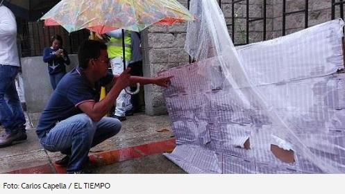 Colombianos dijeron «No» al acuerdo de paz con las FARC, con sólo 0.5%