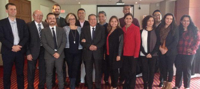 """Desayuno Conferencia con ProColombia """"Oportunidades de Inversión y Exportación"""""""