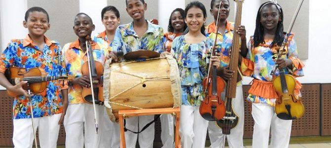 Violines colombianos estarán en México