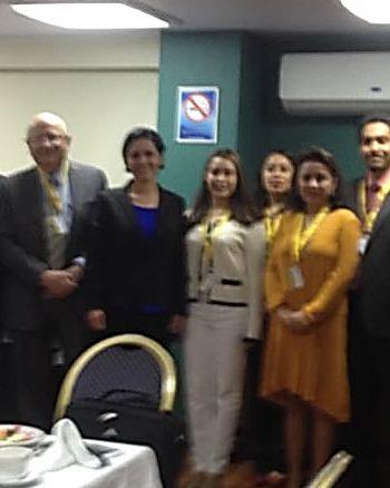 "«Supere barreras al comercio"". Conferencia con ANCE 27 de abril"