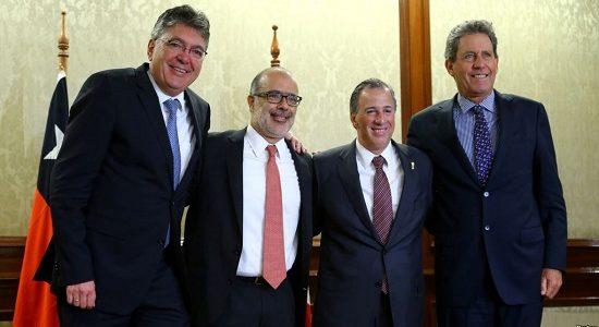 México y Colombia firman acuerdo para fortalecer la cooperación