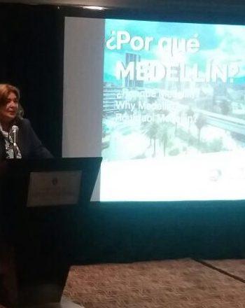 """Reunión con inversionistas """"¿Por qué Medellín? 27 de octubre"""