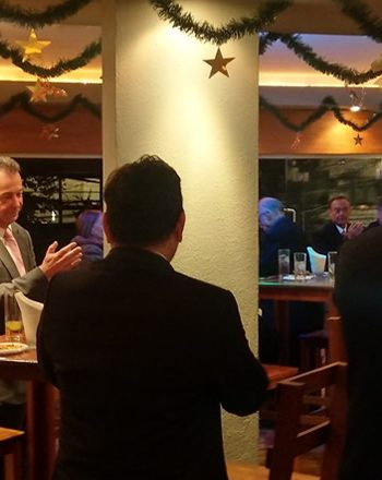 Cocktail de Fin de Año 14 diciembre 2017
