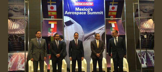 Excelente Cumbre Aeroespacial México 2018