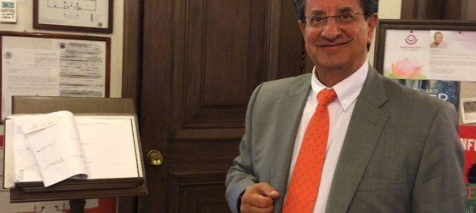 México es un país que cautiva: Santiago Arrubla Sighinolfi