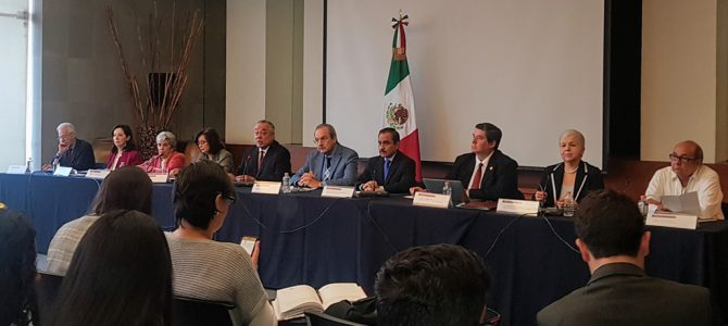 Reunión con Embajadores mexicanos designados en América Latina