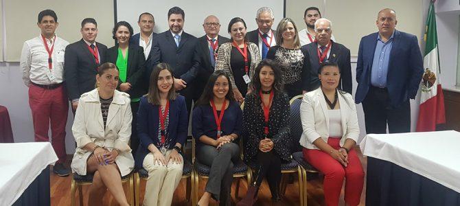 Exitosa conferencia de Álvaro Castro, Secretaría de Economía