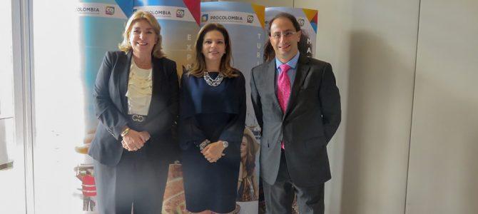 Visita México José Manuel Restrepo, ministro de Comercio, Industria y Turismo de Colombia