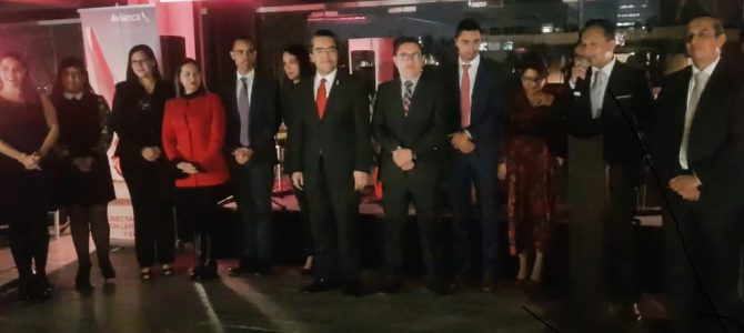 Festeja AVIANCA en México 100 años de conectar al mundo