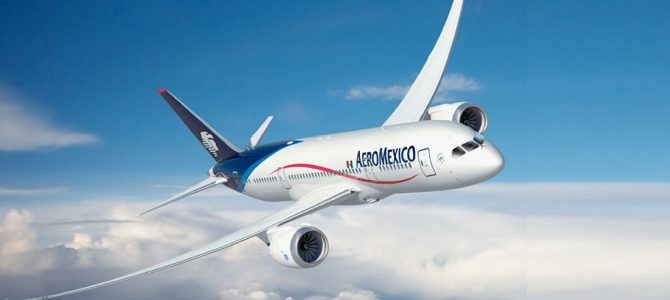 Aeroméxico cargo conecta a la región AL a todo el mundo