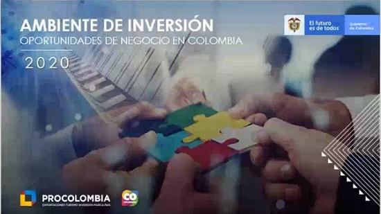 Colombia como destino para invertir