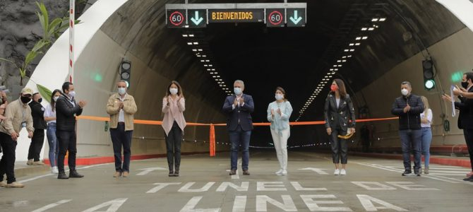 Colombia inaugura el túnel más largo de América Latina