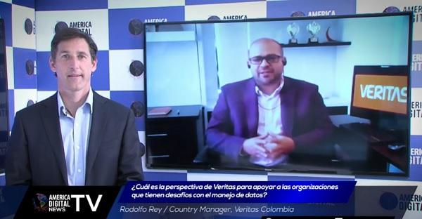 """""""Datos Oscuros: imperativo moral para todas las empresas del mundo"""", Entrevista Rodolfo Rey -Veritas"""