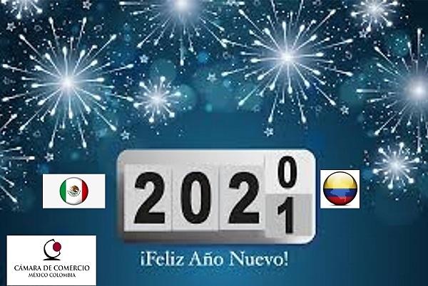 CCMEXCOL Logros 2020 y Calendario 2021