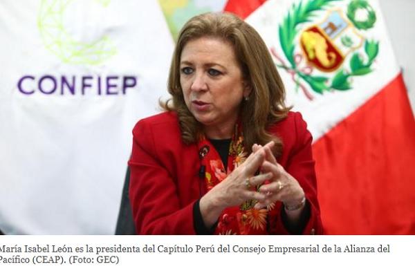 Empresarios de la Alianza del Pacífico plantean agenda regional para la recuperación tras la crisis