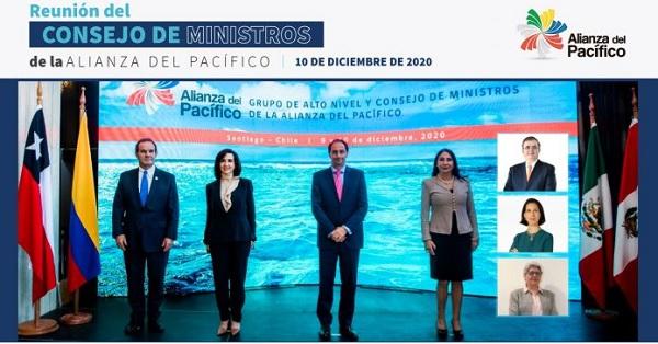Consejo de ministros de la Alianza del Pacífico se reúne de cara a la Cumbre Presidencial