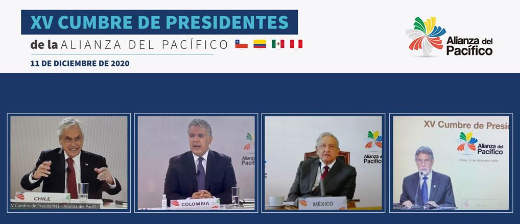 Chile traspasó la Presidencia Pro Tempore de la Alianza del Pacífico a Colombia