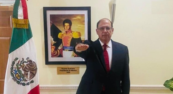Alejandro García Moreno, nuevo Embajador de México en Colombia