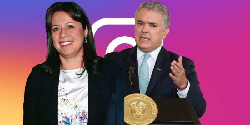 """""""Colombia: nueva ministra para """"liderar la reactivación» y distribuir ayudas"""""""